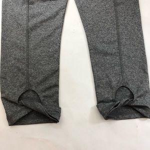 ab1351e280754 Zella Pants | Z By Nexus High Rise Crop Leggings Grey | Poshmark